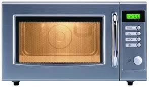 Microwave Repair Flushing