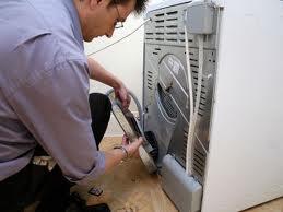 Washing Machine Technician Flushing